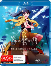 Nisemonogatari - Part 1 = BRAND  NEW Blu-Ray Region B
