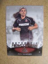 Alex Morgan 2011 SP Game Used Rookie Card # 76. Orlando Pride, U.S. Soccer