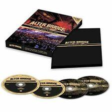 Alter Bridge Live at The Royal Albert Hall Blu-ray DVD CD Region 0