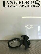 2001 RENAULT SCENIC DOOR WING MIRROR ELECTRIC GREEN N/S PASSENGER SIDE J25