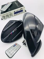 Yamaha Jet Ski 2 Speaker Kit Stereo Amp Bluetooth System Universal Fit Seadoo