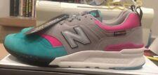 New Balance 997 H Grey, Pink, Teal, White, black, South Beach Sz 10 brand new
