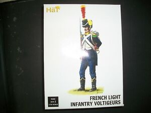 HAT BOXED 54MM NAPOLEONIC FRENCH VOLTIGEURS