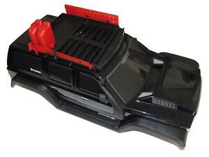 Redcat Everest Gen7 Pro Crawler BLACK Prepainted Truck Body Decals