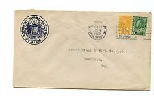 Toronto Hydro Electric colour advertising 1923 Admiral cover Canada