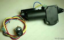 1956-1960 Lincoln Windshield Wiper Conversion with 2-Speed Switch