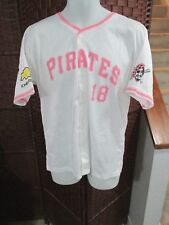 Women's Neil Walker Pittsburgh Pirates Jersey Pink Size Medium MLB Promotion