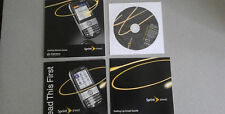 Software and Manuals for Sprint Palm Centro Smart Device        ~no phone~