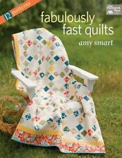 Fabulously Fast Quilts Paperback Amy Smart