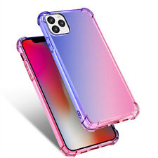 Color Changing Case For Apple iphone 11 pro xr Clear Protective Shockproof Cover