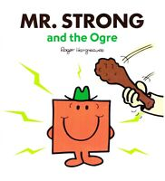 Mr Men Story Book - MR STRONG AND THE OGRE - Large Paperback - NEW