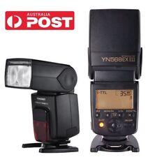 AU Yongnuo YN-568EX III TTL HSS Master Slave Flash Speedlite Flash for Canon NEW