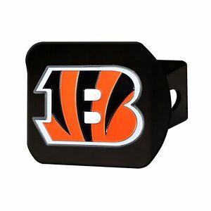 Cincinnati Bengals NFL  Black Hitch Cover