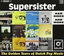 Golden Years Of Dutch Pop Music - Supersister (2016, CD NIEUW)2 DISC SET