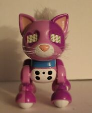 ZOOMER Meowsies Viola Electronic Interactive Kitten Mint Condition Cute