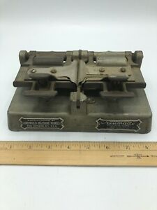 Vintage Griswold Film Splicer Neumade Products Found In Old Movie Theatre