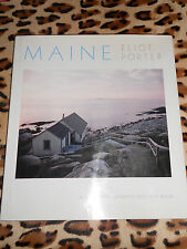 MAINE - Eliot Porter - 2nd printing 1987