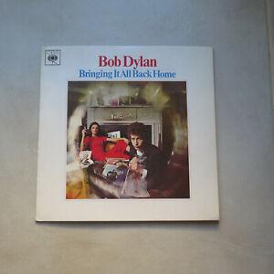 BOB DYLAN - FRENCH LP 33T VINYL BIEM - BRINGING IT ALL BACK HOME