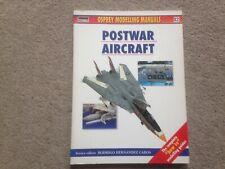Osprey Modelling Manual - Postwar Aircraft