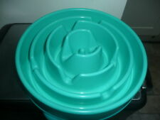 kyjen slow dog feeder bowl dish ideal for large dog puppy stop bloat dry food