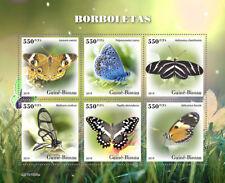 Guinea Bissau 2019 fauna butterflies S202001