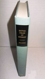 BOOK Battle-Fields of Germany from 30-Years War to the Battle of Blenheim op