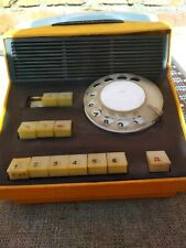 Vintage USSR Telephone Call Phone Intercom Push Button