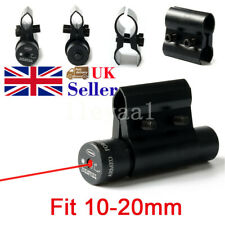 Mini Tactical Red Laser Beam Dot Sight Scope Mount For Airsoft Shooting Hunting