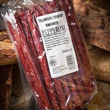 Tillamook Pepperoni Sticks 36-Count Bulk Retail Refill .9lbs Beef Jerky Camping