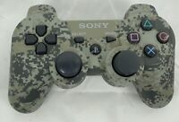 Genuine Sony PlayStation 3 PS3 Urban Camouflage Controller OEM DualShock 3 Camo