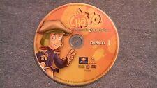EL CHAVO Temporada 2 Completa Disco 1 (2010 DVD) DISC ONLY [the kid season 2