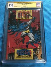 Batman: Legends of the Dark Knight #23 - DC - CGC SS 9.8 NM/MT -Signed by Sears