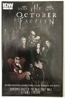 IDW COMICS The October Faction #1 - 1st Print - Cover A - October 2014 NM