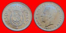 50 PESETAS JUAN CARLOS I 1975-78 SIN CIRCULAR ES ESPAÑA
