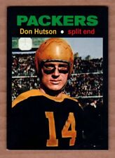 Don Hutson '40 Green Bay Packers Monarch Corona Glory Days #22 mint cond.
