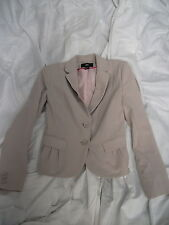 H&M Hip Length Polyester Coats & Jackets for Women