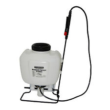 Tahoe Backpack Garden Lawn Weed Pest 4 Gallon Pump Sprayer
