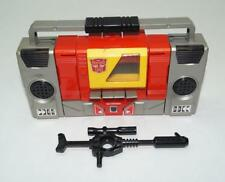 Blaster ~ 100% Complete 1985 Vintage Hasbro G1 Transformers  Action Figure