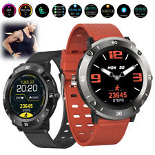 Blood Pressure Monitor Smart Watch Bluetooth Wrist Watch Sports Fitness Tracker