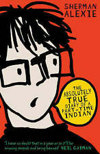 The Absolutely True Diary of a Part-Time Indian, Alexie, Sherman,  Book