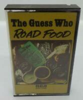 The Guess Who - Road Food Audio Music Cassette Tape RCA APK1-0405