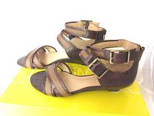 New  CIRCA Joan&David QUANT wedge women shoes leather sz 7.5  $89