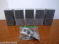 Bose LSPS Speakers System Double Cube Speakers