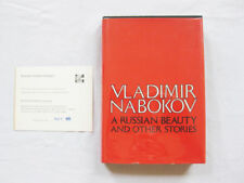 A RUSSIAN BEAUTY stories by Vladimir Nabokov - 1st/1st  HCDJ 1973 review copy