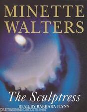 THE SCULPTRESS - Minette Walters (Cassette Audio Book)