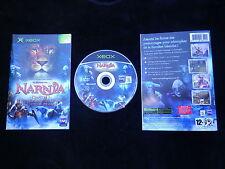 JEU Microsoft XBOX : Le monde de NARNIA Chapitre I (Disney COMPLET envoi suivi)