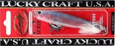 Lucky Craft Lures Gunfish 95 Aurora Ghost Wakasagi