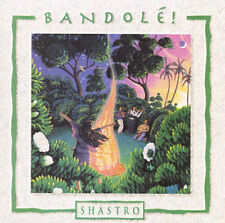 Bandole [Real Music/Nightingale] by Shastro (CD, 1994, Real Music Records)474