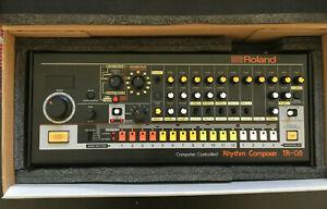 ROLAND TR-08, Drumcomputer, Rhythm, Composer, TR-808, Music, Drum, Composer,