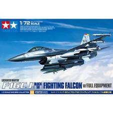 Tamiya 60788 Lockheed Martin F-16 CJ Block 50 Fighting Falcon 1/72 Scale Kit